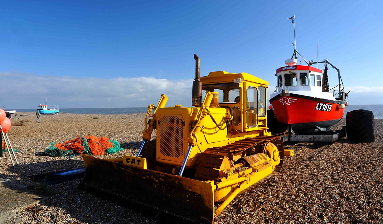 Discover Aldeburgh in 24 hours